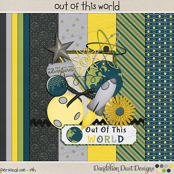 Out of this world by dandelion dust designs for Out of this world design