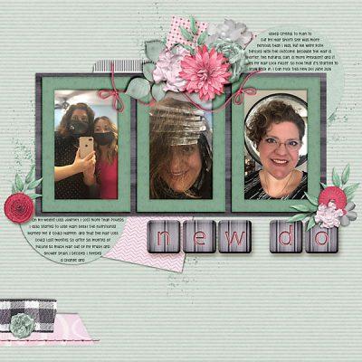 The Journey Digital Scrapbook Collection