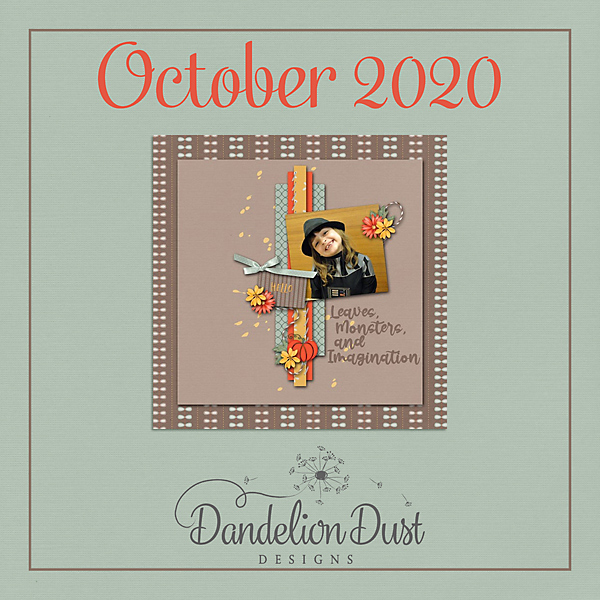 October 2020 Step By Step Challenge