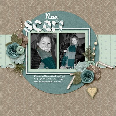 Oh What Fun Digital Scrapbook Collection