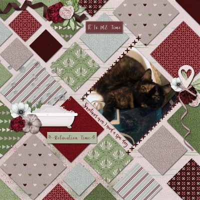 Pampered Digital Scrapbook Collection