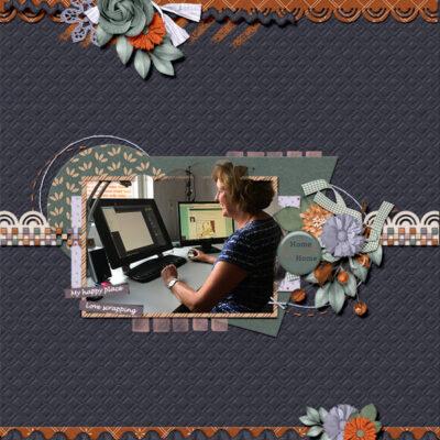 Homebody Digital Scrapbook Collection